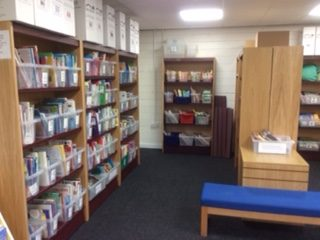 New Library Furniture